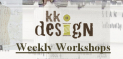 Sewing Workshops Every Tuesday at KK Design's Studio, Griffins Yard South Molton