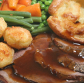 Mid Week Carvery at Merlots Restaurant - every Wednesday