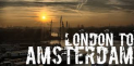London to Amsterdam Cycle Challenge 2014