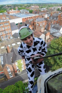 Go Over The Top Abseil in Shrewsbury