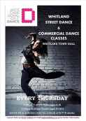 Whitland Street and Commercial Dance Classes