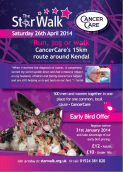 CancerCare: StarWalk 2014 Event