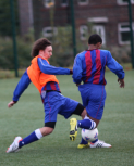 FREE FOOTBALL TRAINING AND STUDY PROGRAMME