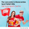 Sainsbury's Sport Relief Mile - The Lancaster and Morecambe Mile