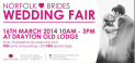 Norfolk Brides Wedding Fair at Drayton Old Lodge
