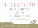 The Flea at the Farm