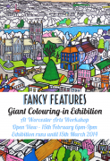 Giant Colouring-in Event & Exhibition