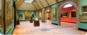 Woods Travel Limited - Watts Gallery & Chapel including John Ruskin Exhibition & Buffet Lunch