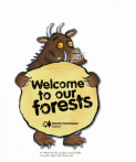 The Gruffalo comes home to the deep dark wood to celebrate the 15th anniversary of the ever-green tale