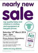 NCT Sale Shrewsbury