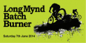 2014 Long Mynd Batch Burner cycle challenge Shropshire