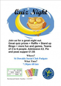 Warrington Disability Partnership's May Quiz Night