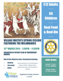 Village Water's Spring Ceilidh