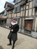 William Shakespeare Walking Tour