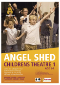 FREE THEATRE WORKSHOPS - AGES 5 - 7