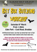 Bat Box Workshop