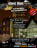 Ghost Hunt - The Four Crosses Cannock