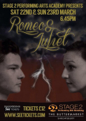 Shrewsbury Stage School production of Romeo and Juliet