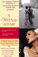 A Vintage Affair- Showcase & Sale