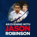 An Evening with Jason Robinson