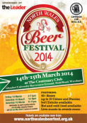 North Wales Beer Festival 2014