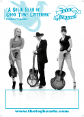 THE TOY HEARTS support Almost Bluegrass Charity concert