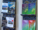 Waterstones Wrexham Showcasing Rosalie Marsh Books