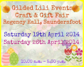 Gilded Lili Events Craft & Gift Fair