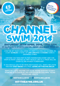 Herts Inclusive Theatre's Swimathon - Swim the Channel