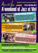 A weekend of Jazz et Vin Newark