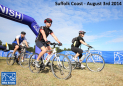 Suffolk Coast charity bike ride