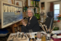Artist Sue Prince exhibiting at The Museum of Cannock Chase