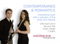 The Waldegrave Ensemble #Epsom #BourneHall