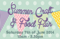 Summer Craft & Food Fair