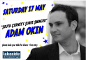 Music with Adam Okin in The Lakeside Brasserie