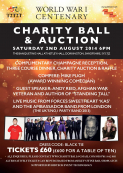 World War 1 Charity Ball in Shrewsbury