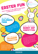 Free Family Fun in Aldershot this Easter