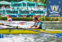 Taster Sessions - Learn to Row at St Neots Rowing Club