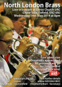 North London Brass: Live in Concert at Christ Church URC