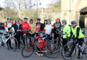 Women on Wheels (WoW) Ladies Charity Cycle Ride in Aid of St Nicholas Hospice Care