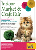 Cats Protection Indoor Market and Craft Fair