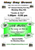 May Day Event at The Village Inn Marehay