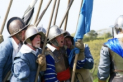 Sealed Knot Civil War Action at Basing House