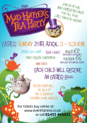 Mad Hatters Easter tea Party