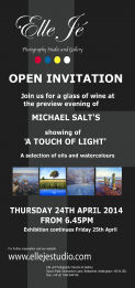 A Touch of Light - Art Exhibition