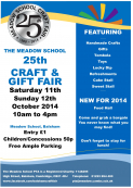 25th Craft and Gift Fair Balsham