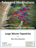 Tales and Meditations Woven Tapestry Exhibition in Shrewsbury