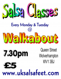 Monday Salsa Lesson & Party Night