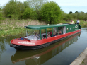 Cake and Cruise Canal Boat Trips in Shireoaks