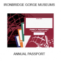 The Annual Passport given you unlimited entry to all 10 Ironbridge Gorge Museums